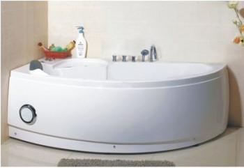 угловые гидромассажные ванны Keramac  Киев