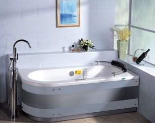 угловые гидромассажные ванны Wisemaker  Киев