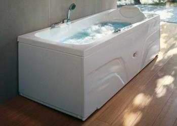 классические гидромассажные ванны  Jacuzzi  Киев